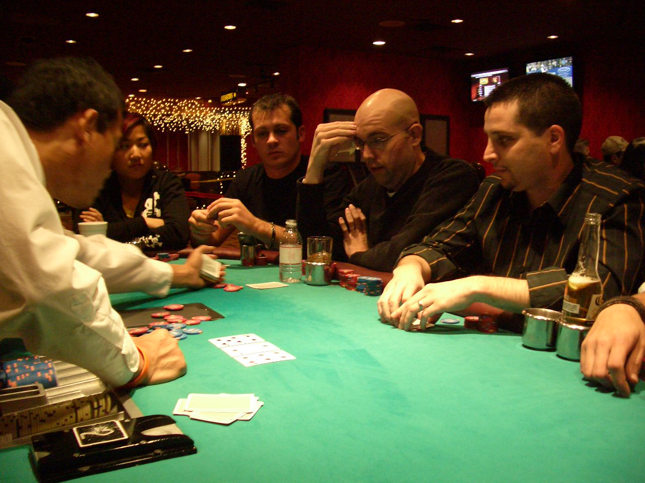 best place to play poker in vegas tournaments
