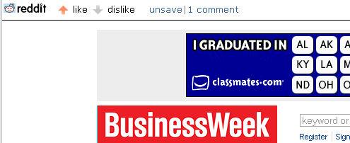 redditbar01 Reddit Beta Releases Custom Subreddits picture
