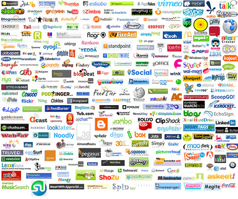 social media icons Social Link Building 3.0b SP2 picture