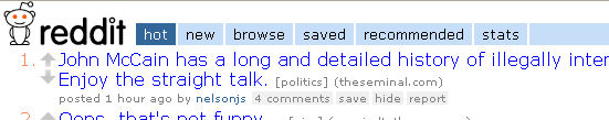 reddit nav old New Reddit UI and Features Leaked picture