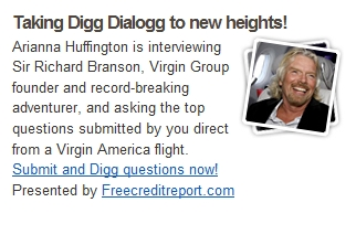 digg link sales Digg Selling Links Off Digg.com? picture