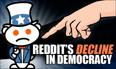 reddits decline1 Reddits Decline in Democracy picture
