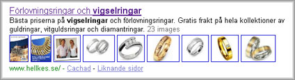 googlethumbnailssearchresults Google Experimenting with Images in Search Results? picture
