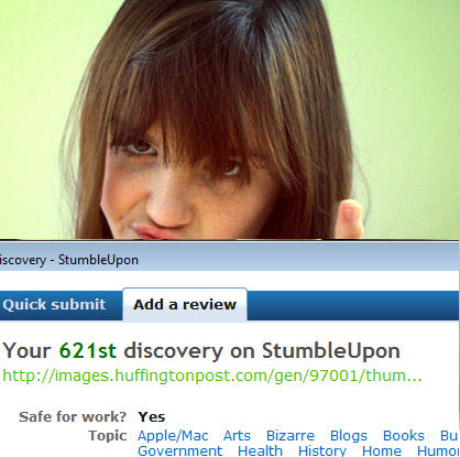safe su To StumbleUpon, Certain Sites Can Never Be Adult picture