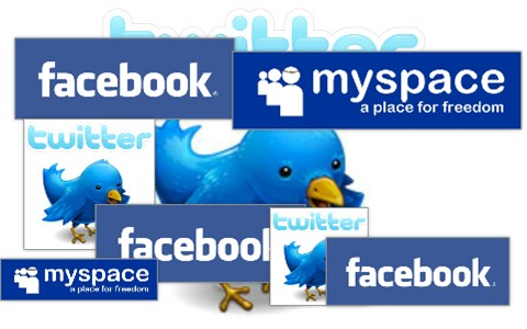USA Top Social Networks from the Top Internet Countries picture