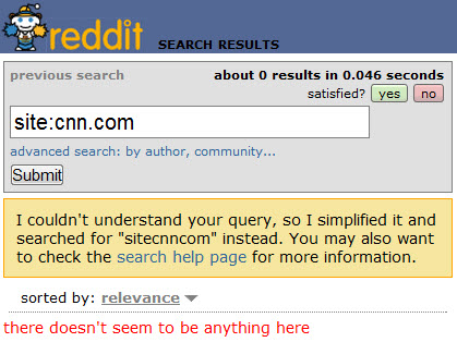 redditsearch Reddit Gets a CEO, Kills Site Search, and Adds All View picture